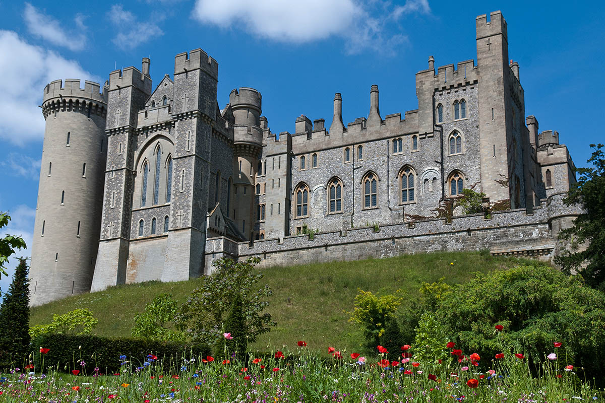 Discover London - Day Tours from London - Arundel Castle