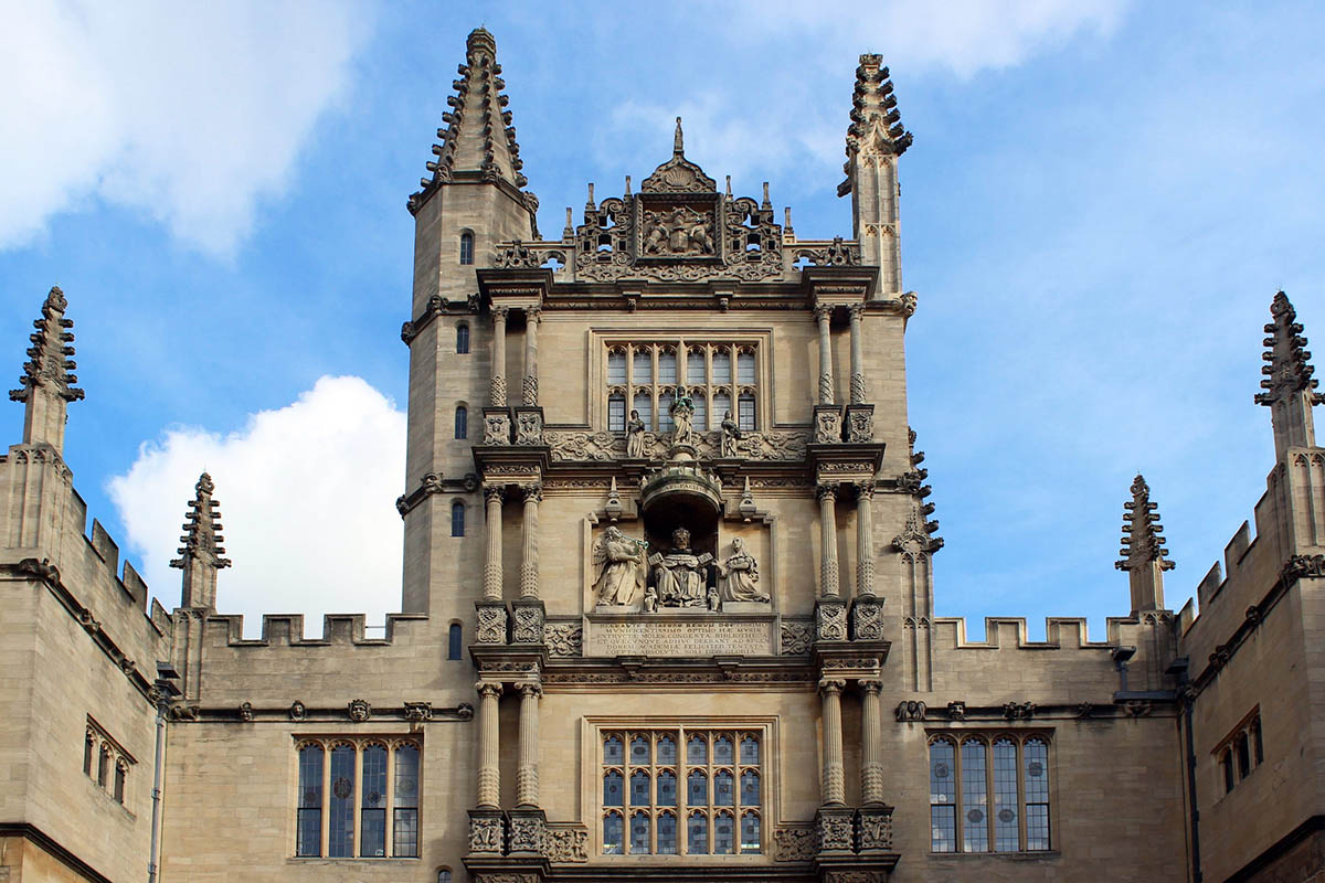 Discover London - Day Tours from London - Bodleian Library / London Oxford Tour
