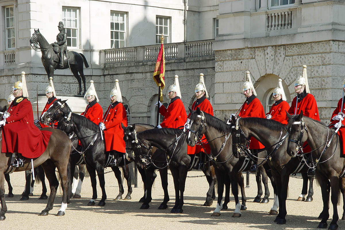 Discover London - Half day tours - Buckingham Palace - Changing of the guards