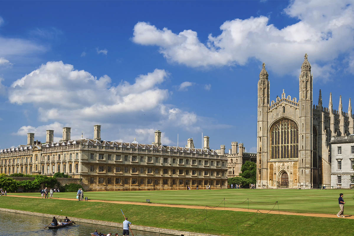 Discover London - Day Tours from London - Oxford Cambridge Tour