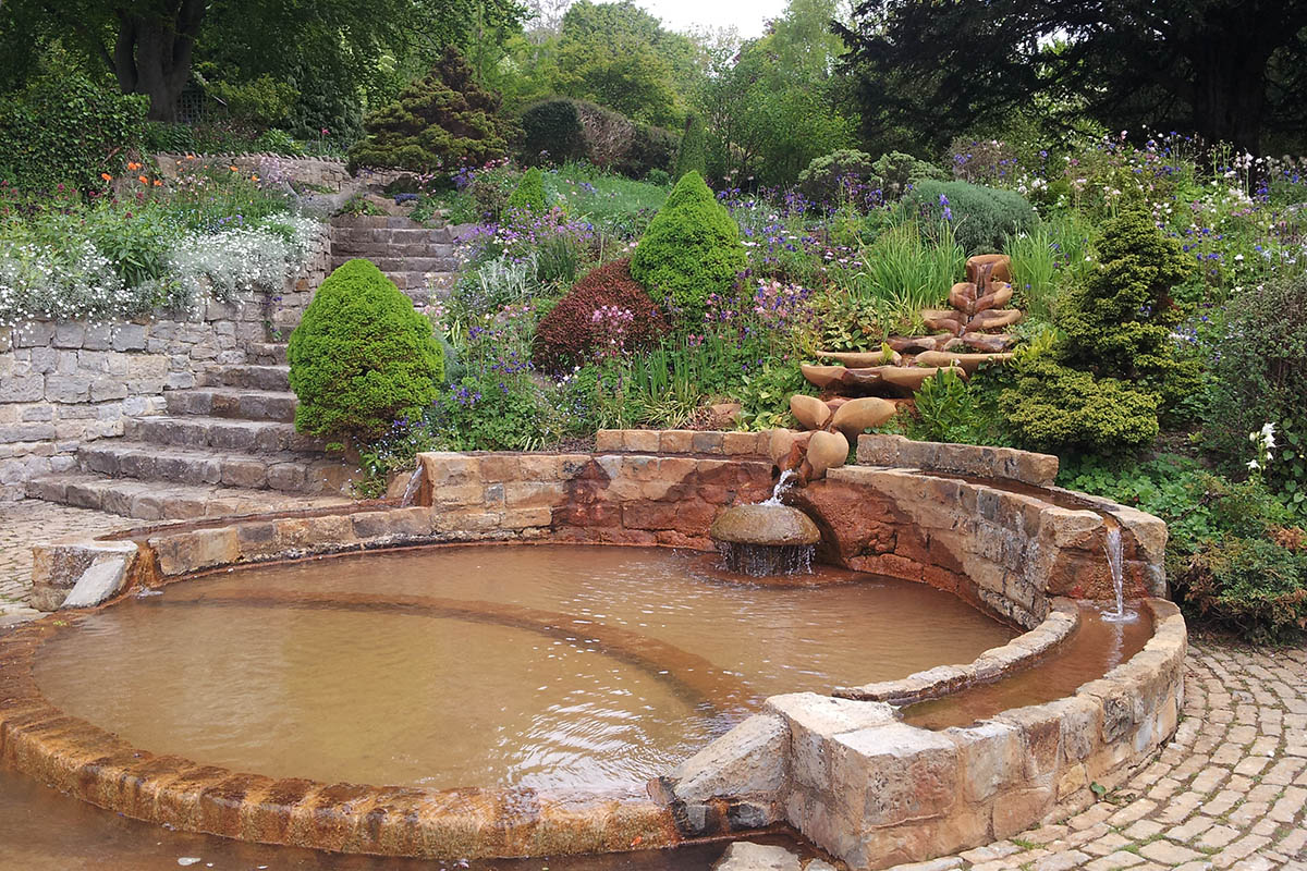 Discover London - Special Interest tours - Chalice Well Gardens