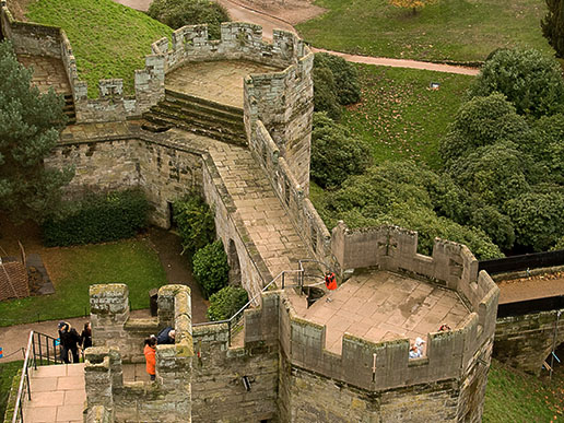 Discover London - Stratford & Warwick Castle Tour
