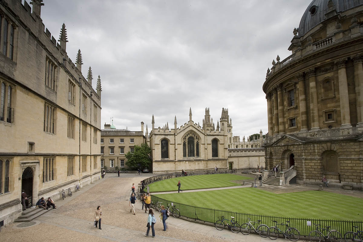 Discover London - Day Tours from London - Oxford - Radcliffe Square