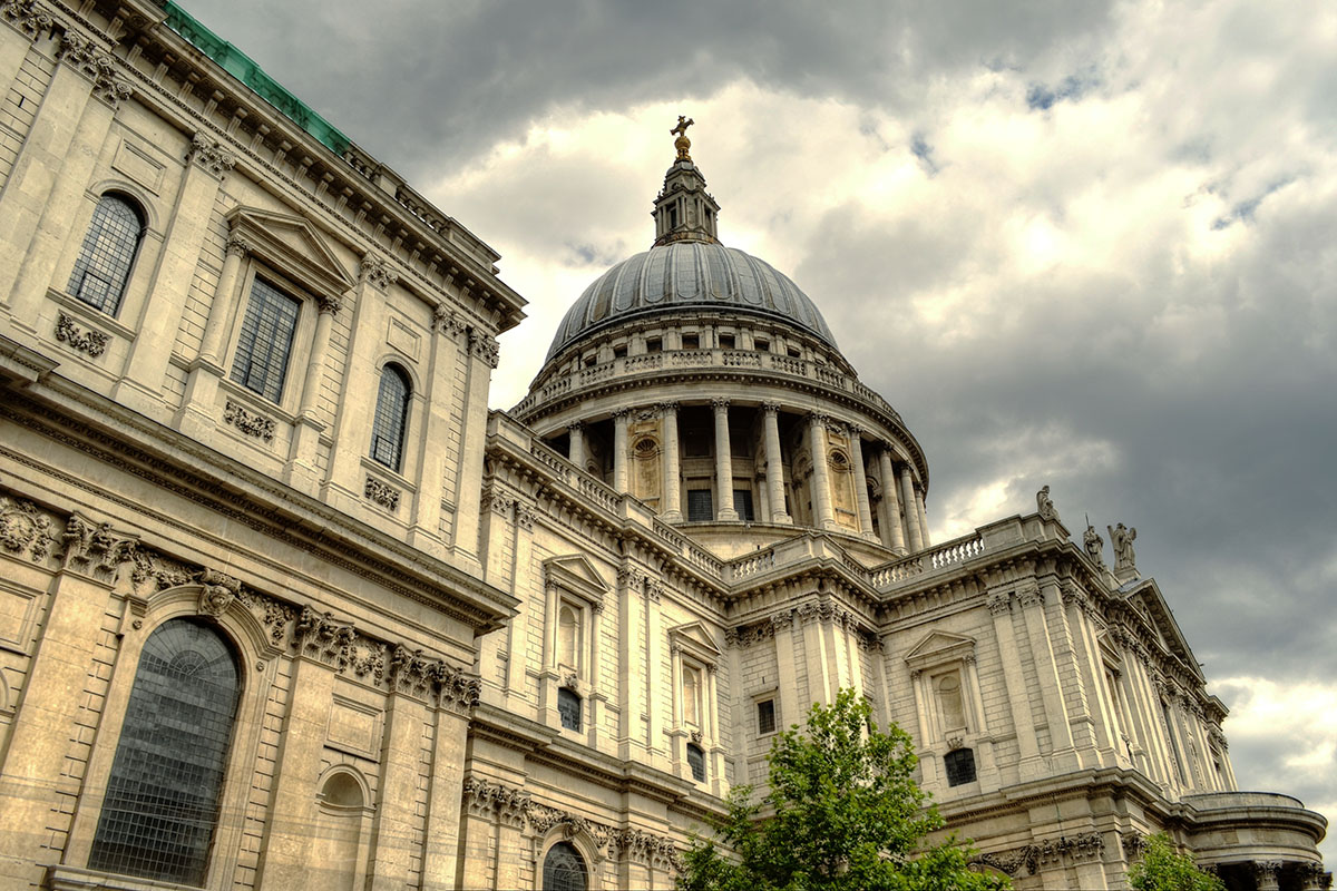 Discover London - Half day tours - St Pauls Cathedral