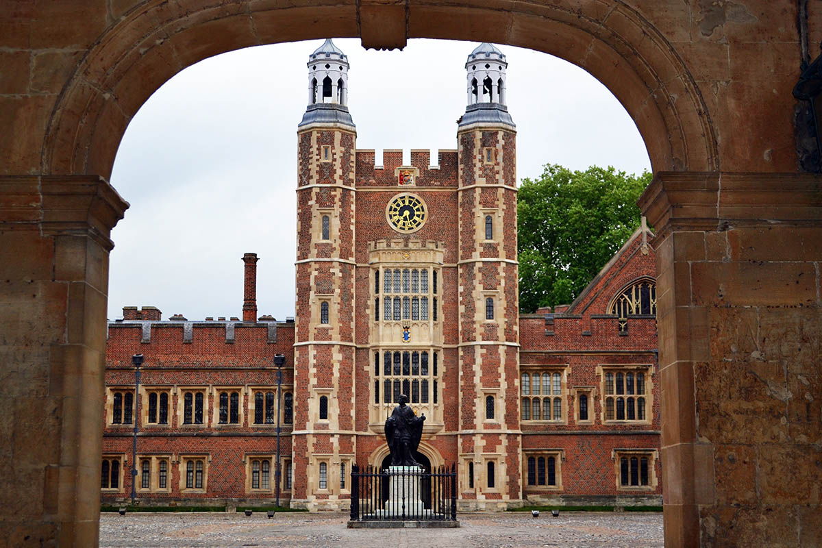 Discover London - Day Tours from London - Eton