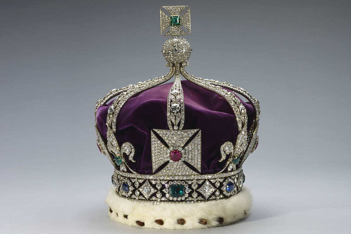 Discover London - VIP tours - Imperial Crown of India