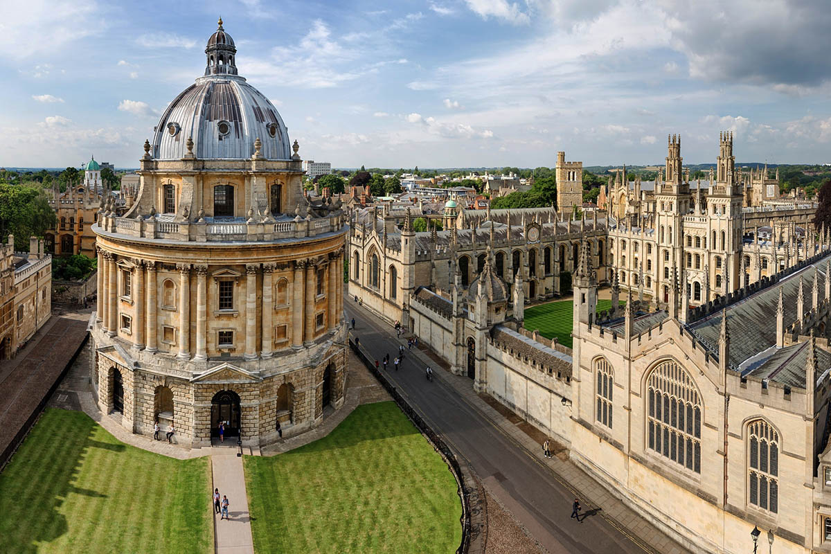 Discover London - Day Tours from London - London Oxford Tour