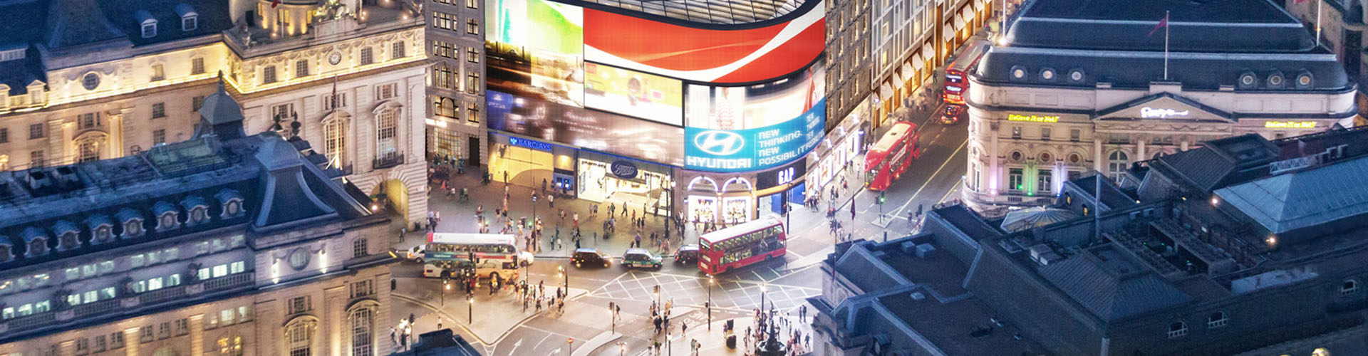 Piccadilly Circus - Discover London Tours