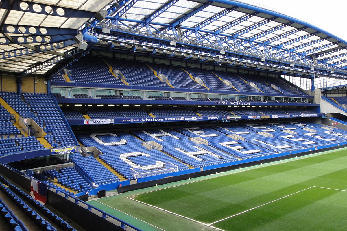 Discover London - Special Interest tours - Stamford Bridge Stadium