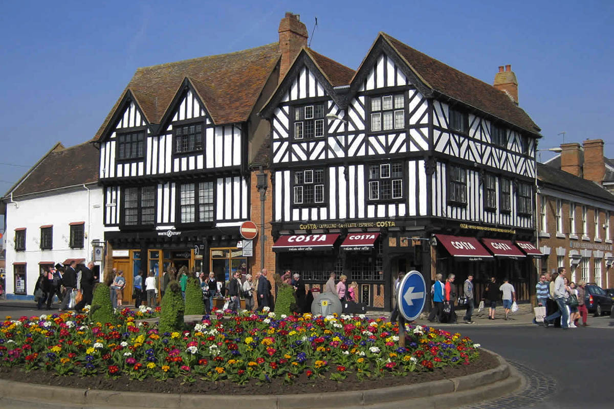 Discover London - Day Tours from London - Stratford Upon Avon