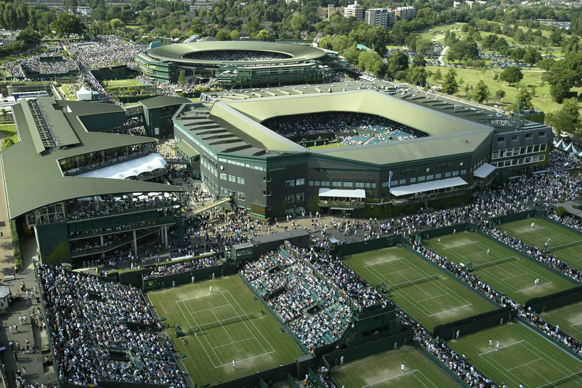 Discover London - Special Interest tours - Wimbledon Stadium