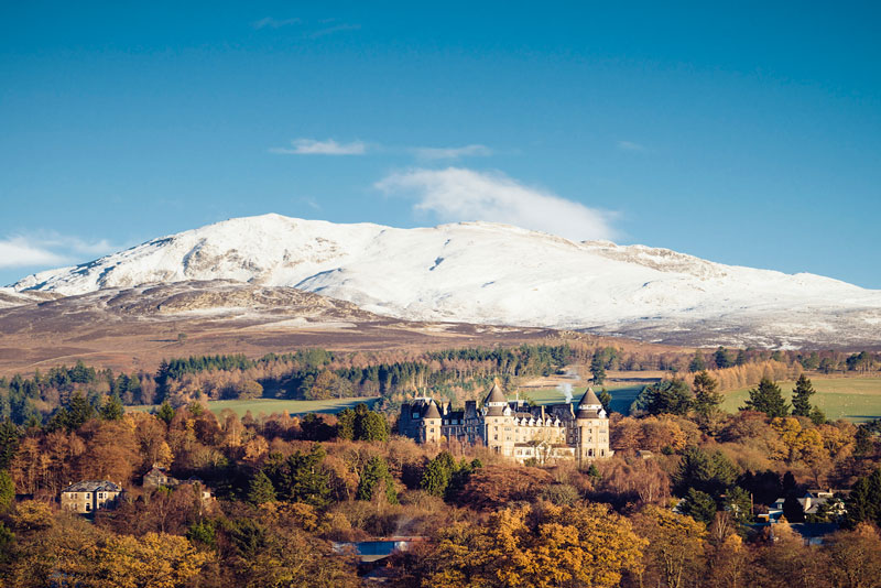 Discover London Tours - The Mountains and Distilleries of Scotland