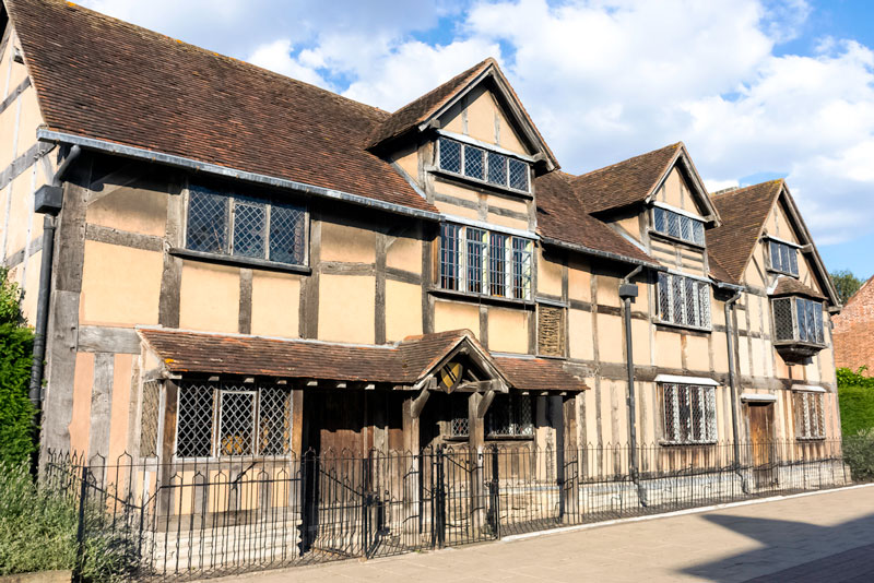 Discover London Tours - Shakespeare's Stratford Tour