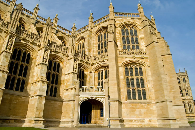 Discover London - Half day tours - St George's Chapel