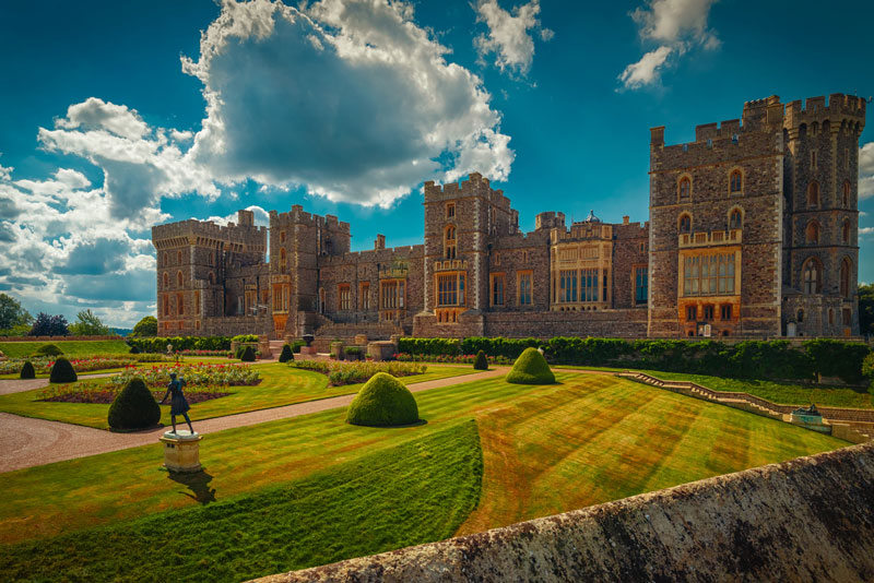 Discover London Tours - Windsor & Hampton Court Palace